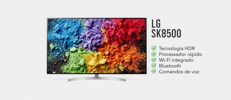 LG SK8500 e boa