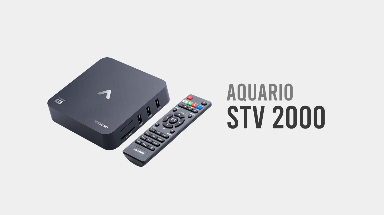 Smart TV Box Aquario STV 2000