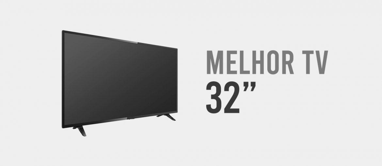melhores smart tvs de 32