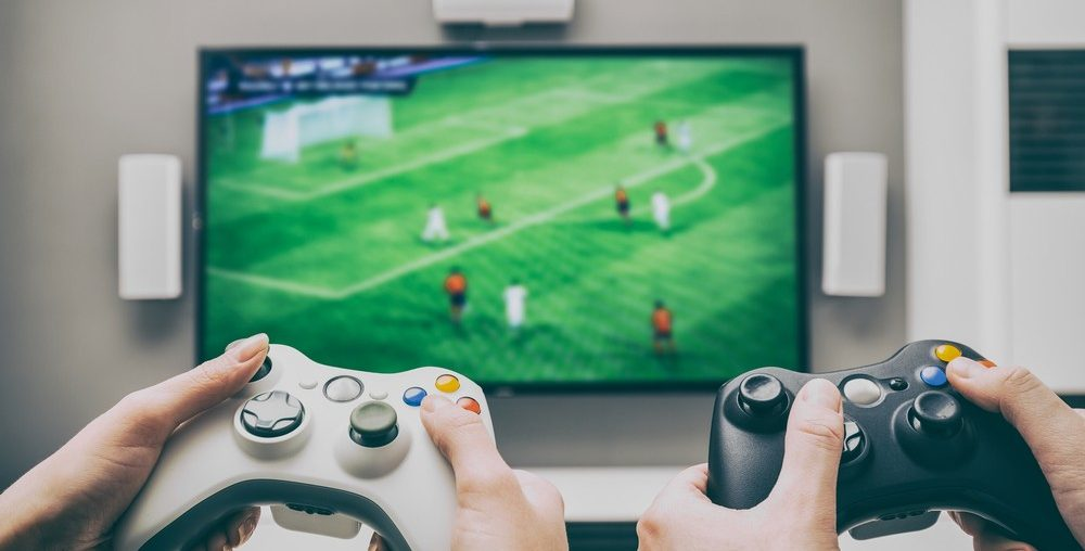 melhores tvs para games