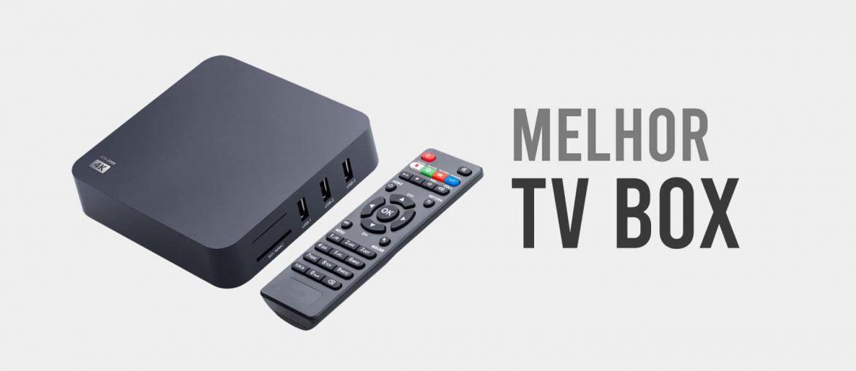 qual melhor tv box