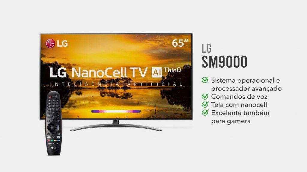 tv LG SM9000 e boa