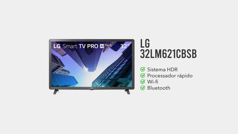 tv lg 32LM621CBSB e boa