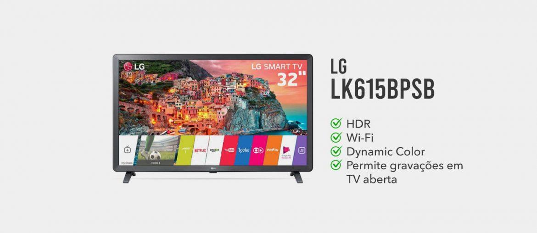 tv lg LK615BPSB e boa