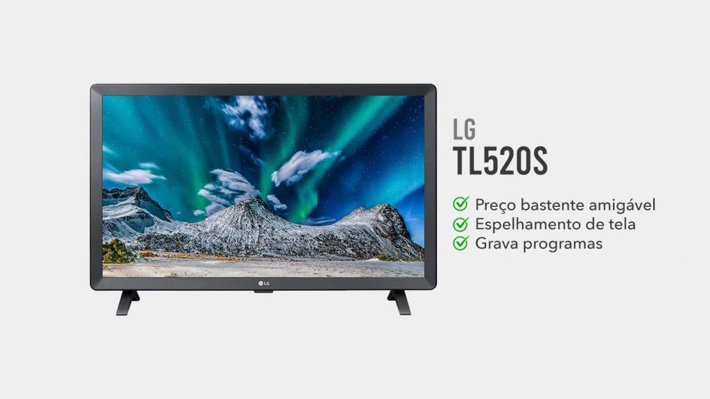 tv lg TL520S e boa