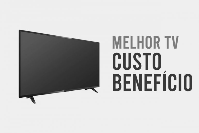 melhor tv custo beneficio