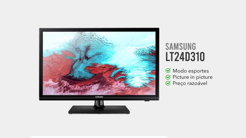tv monitor samsung LT24D310 e boa