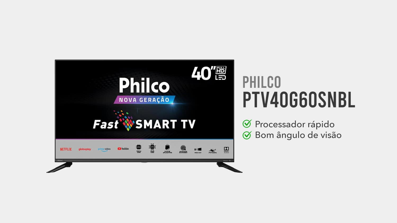 tv philco PTV40G60SNBL e bom