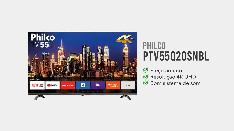 smart tv 55 philco é boa