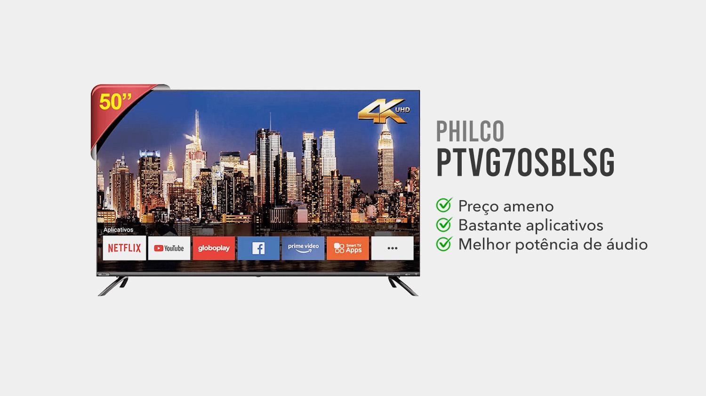 tv philco PTVG70SBLSG e boa
