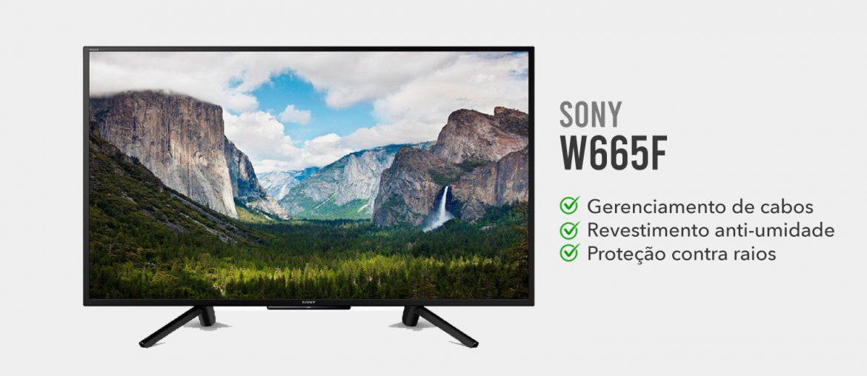 tv sony W665F e boa