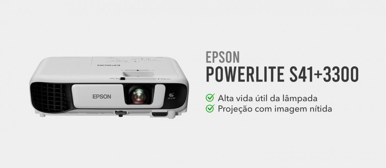 epson Powerlite S41 3300
