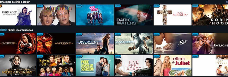 Melhores Filmes da Amazon Prime