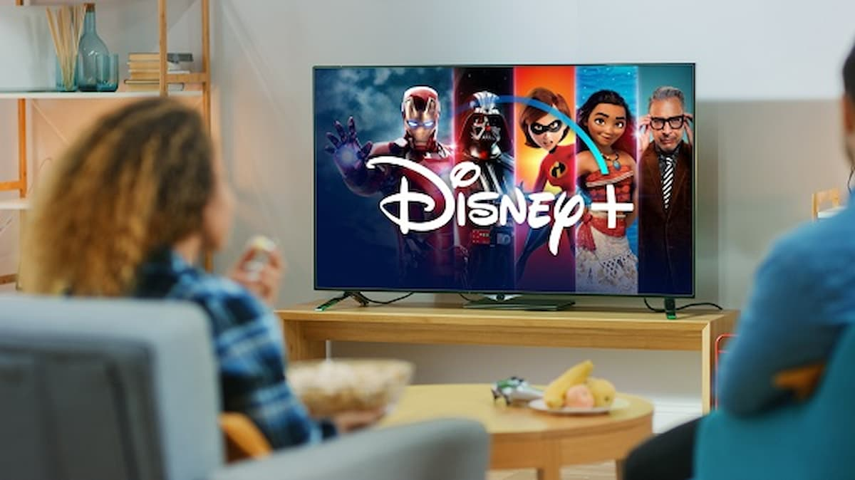 Como colocar Disney Plus na TV?