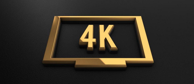 o que é resolução 4k?