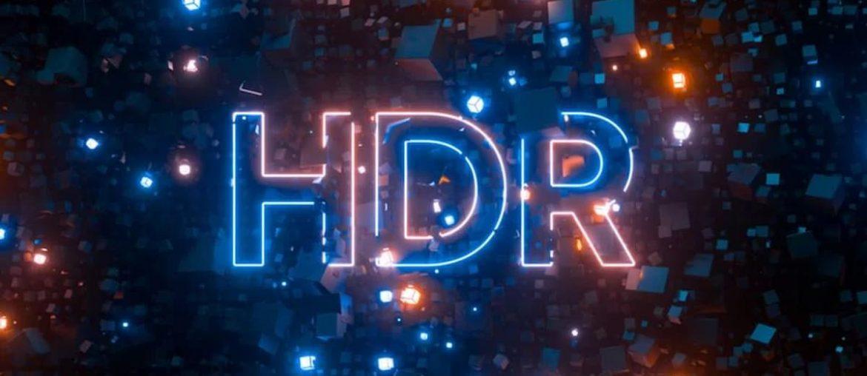 O que é HDR?