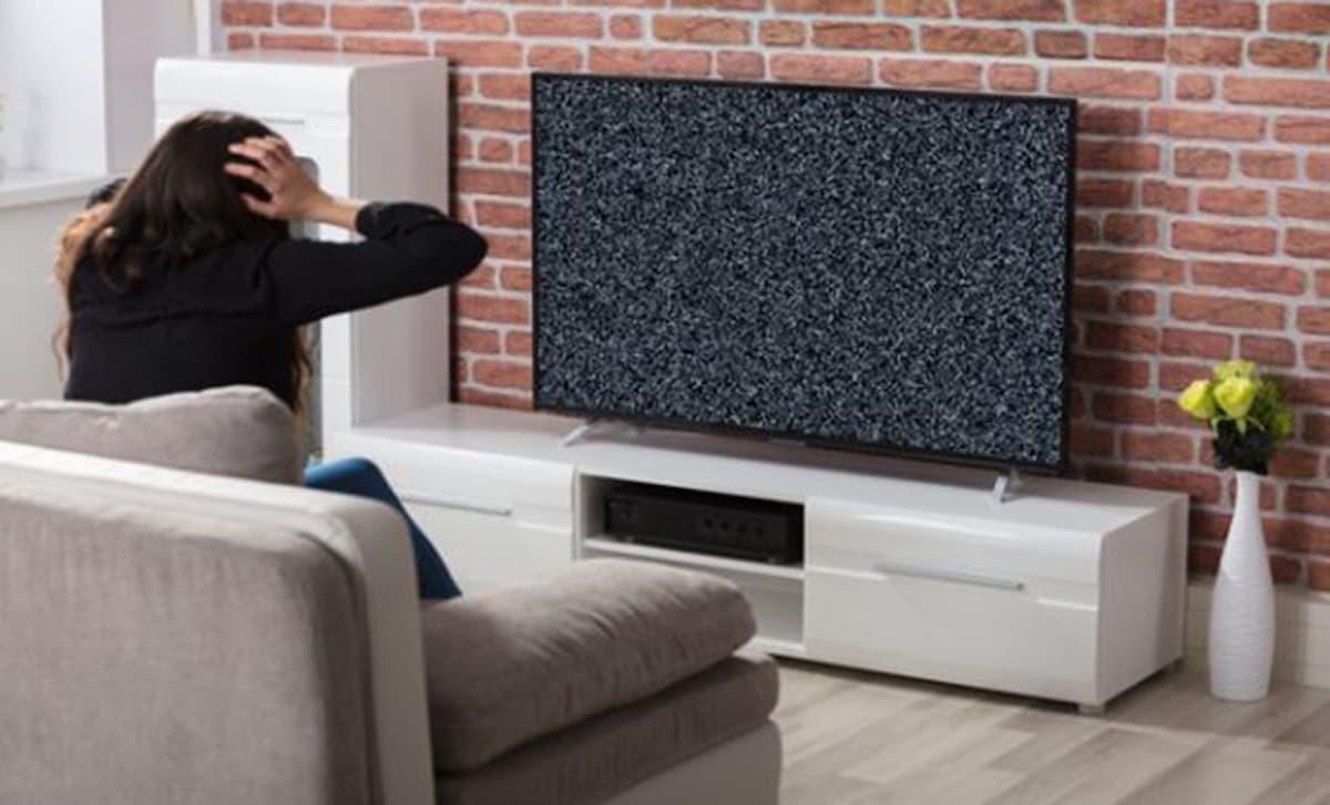 Como saber se sua TV queimou?
